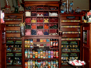 Photo Tour of the Lucky Mojo Curio Co  Occult Shop: Lucky