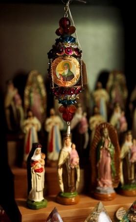 Saints-Shelf-at-the-Lucky-Mojo-Curio-Company