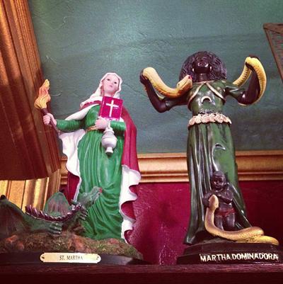 Martha-Statues-at-the-Lucky-Mojo-Curio-Company