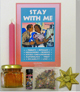 Lucky Mojo Curio Co.: Stay With Me Honey Jar