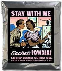 Lucky Mojo Curio Co.: Stay with Me Sachet Powder