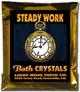 Lucky Mojo Curio Co.: Steady Work Bath Crystals