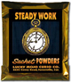 Lucky Mojo Curio Co.: Steady Work Sachet Powder