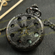 Steam-Punk-Bronze-Tone-Watch-Pendant-Star-Cover-at-Lucky-Mojo-Curio-Company