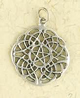 Sterling-Silver-Celtic-Medium-Interlaced-Pentacle-Amulet-at-Lucky-Mojo-Curio-Company