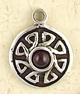 Sterling-Silver-Celtic-Roth-The-Wheel-Amulet-at-Lucky-Mojo-Curio-Company