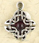 Sterling-Silver-Celtic-Talamh-The-Earth-Amulet-at-Lucky-Mojo-Curio-Company
