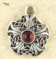 Sterling-Silver-Celtic-Tosaigh-The-Star-Amulet-at-Lucky-Mojo-Curio-Company