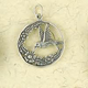 Sterling-Silver-Hummingbird-Chuparrosa-With-Flower-Amulet-at-Lucky-Mojo-Curio-Company