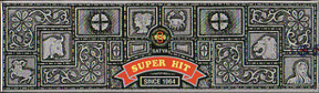 Super-Hit-Agarbathi-Incense-Fifteen-gram-box-at-Lucky-Mojo-Curio-Company