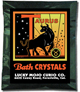 Lucky Mojo Curio Co.: Taurus Bath Crystals