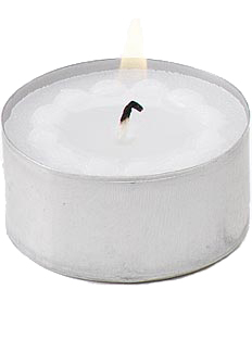 Tea-Light-Candle-White-at-the-Lucky-Mojo-Curio-Company-in-Forestville-California