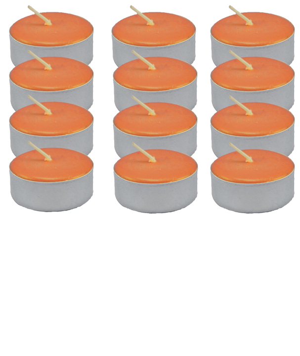 Tea-Light-Candle-Dozen-Orange-Unscented-at-the-Lucky-Mojo-Curio-Company-in-Forestville-California