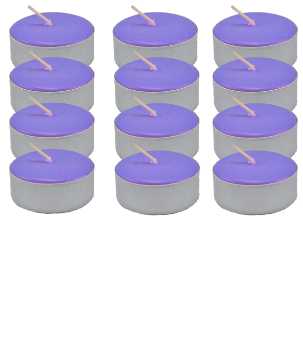 Tea-Light-Candle-Dozen-Purple-Unscented-at-the-Lucky-Mojo-Curio-Company-in-Forestville-California
