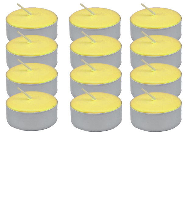 Tea-Light-Candle-Dozen-Yellow-Unscented-at-the-Lucky-Mojo-Curio-Company-in-Forestville-California