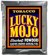 Lucky Mojo Curio Co.: Tobacco Sachet Powder