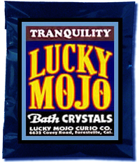 Lucky Mojo Curio Co.: Tranquility Bath Crystals