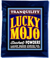Lucky Mojo Curio Co.: Tranquility Sachet Powder
