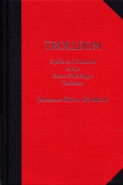 Trolldom-Hardcover-Norse-Folk-Magic-by-Gardback-at-Lucky-Mojo-Curio-Company
