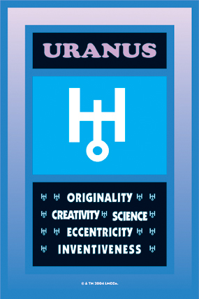 Uranus-Candle-Label-at-the-Lucky-Mojo-Curio-Company-in-Forestville-California