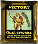 Lucky Mojo Curio Co.: Victory Bath Crystals