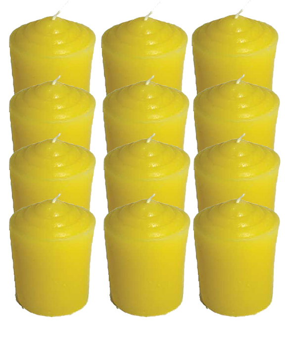 Votive-Light-Candle-Dozen-Yellow-at-the-Lucky-Mojo-Curio-Company-in-Forestville-California