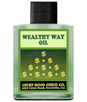 Lucky Mojo Curio Co.: Wealthy Way Oil