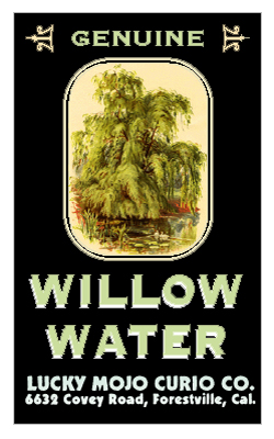 Willow-Water-Lucky Mojo-4-ounce