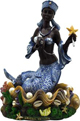 Thirteen-Inch-Yemaya-Statue-With-gold-Dress-at-Lucky-Mojo-Curio-Company