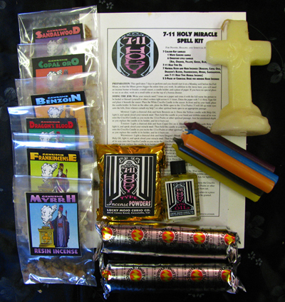 7-11-Holy-Type-Magic-Ritual-Hoodoo-Rootwork-Conjure-Spell-Kit-at-Lucky-Mojo-Curio-Company