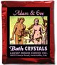 Lucky Mojo Curio Co.: Adam And Eve Bath Crystals