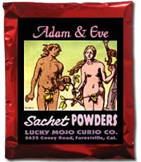 Lucky Mojo Curio Co.: Adam And Eve Sachet Powder