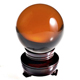 Crystal-Ball-Two-Inch-Honey-Amber-Glass-With-Stand-and-Box-at-Lucky-Mojo-Curio-Company