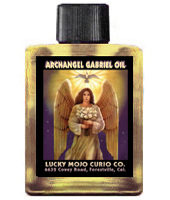 Lucky Mojo Curio Co.: Archangel Gabriel Oil