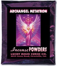 Lucky Mojo Curio Co.: Archangel Metatron Incense Powders