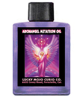 Lucky Mojo Curio Co.: Archangel Metatron Oil