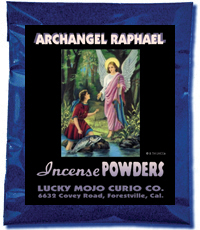 Lucky-Mojo-Curio-Co.-Archangel-Raphael-Magic-Ritual-Catholic-Saint-Rootwork-Conjure-Incense-Powder