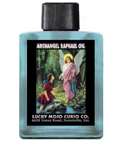 Lucky-Mojo-Curio-Co.-Archangel-Raphael-Catholic-Oil-Magic-Ritual-Hoodoo-Rootwork-Conjure-Oil