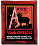 Lucky Mojo Curio Co.: Aries Bath Crystals