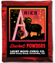 Lucky Mojo Curio Co.: Aries Sachet Powder