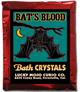 Lucky Mojo Curio Co.: Bat's Blood Bath Crystals