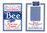 U-S-Playing-Cards-Bee-Poker-Diamond-Back-Blue-at-Lucky-Mojo-Curio-Company
