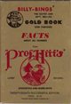 Billy-Bings-Gold-Book-from-Professor-Hitts-Records-at-the-Lucky-Mojo-Curio-Company-in-Forestville-California