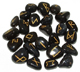 Black-and-Gold-Stone-Runes-in-Black-Velvet-Bag-at-Lucky-Mojo-Curio-Company