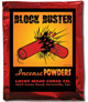 Lucky Mojo Curio Co.: Block Buster Incense Powder