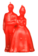 Bride-and-Groom-Figural-Candle-Red-at-the-Lucky-Mojo-Curio-Company-in-Forestville-California