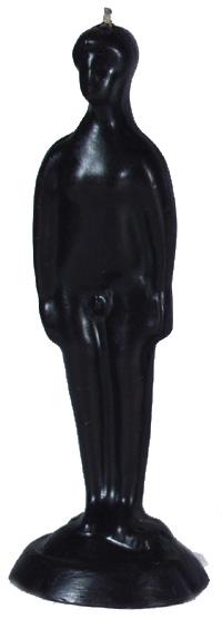 Male-Nude-Figural-Adam-Candle-Black-at-the-Lucky-Mojo-Curio-Company-in-Forestville-California