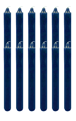 4-Inch-Black-Cat-Brand-Altar-Candles-Dozen-Blue-at-the-Lucky-Mojo-Curio-Company-in-Forestville-California