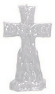Crucifix-Cross-and-Keys-Candle-White-Product-Detail-Button-at-the-Lucky-Mojo-Curio-Company-in-Forestville-California
