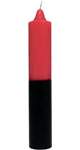 9-Inch-Double-Action-Jumbo-Candle-Red-Black-Product-Detail-Button-at-the-Lucky-Mojo-Curio-Company-in-Forestville-California